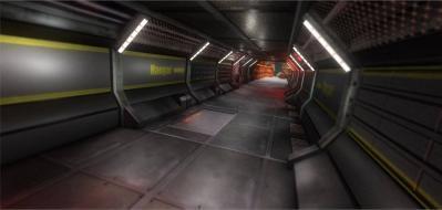 Battleship_corridor_inside